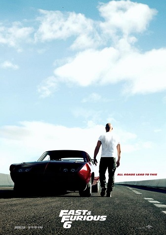 Featured Placement: Fast & Furious 6 Trailer